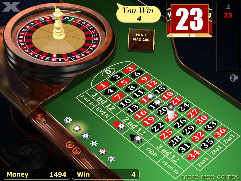 argent misé casino